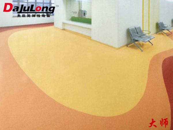 凯立龙大师系列3.0厚度商用pvc卷材地板