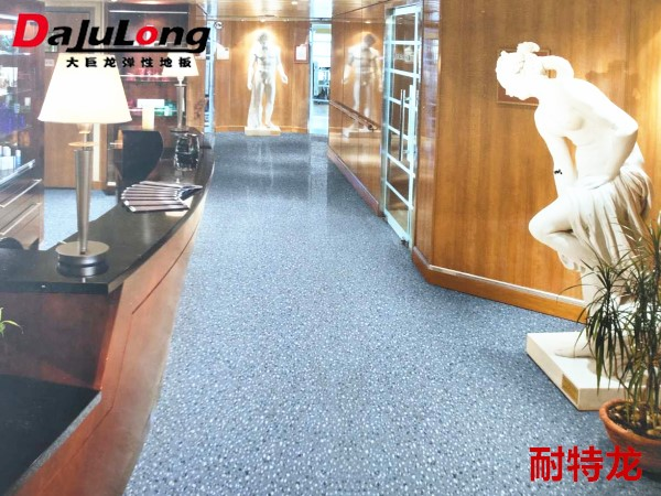 大巨龙地板耐特龙系列-商用PVC卷材地板