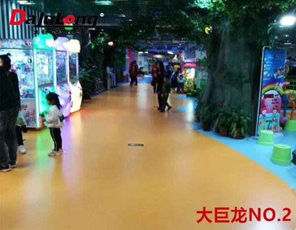 大巨龙NO.2系列-大巨龙商用纯色pvc卷材地板